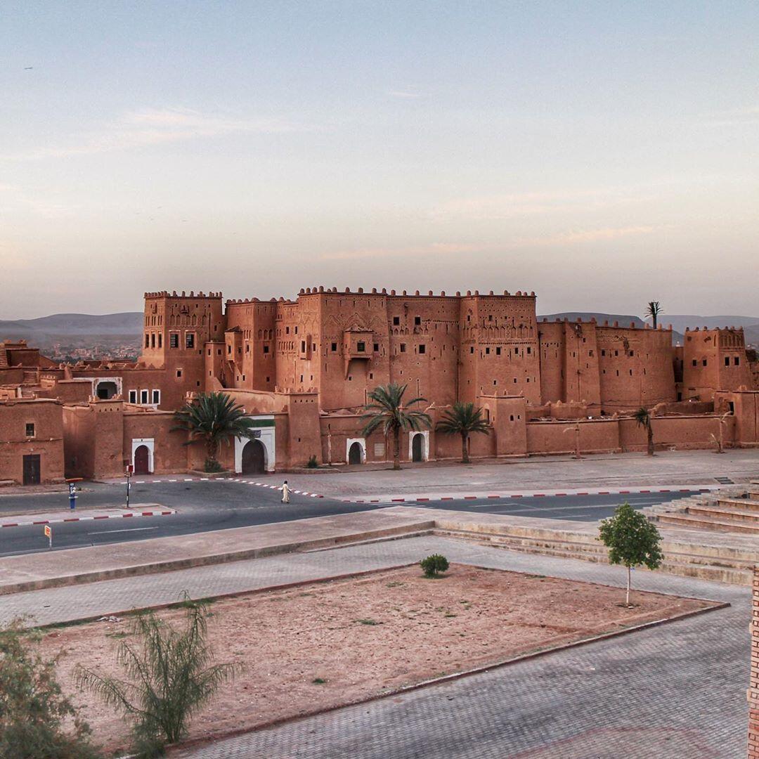 Taourirt Kasbah a Ouarzazate