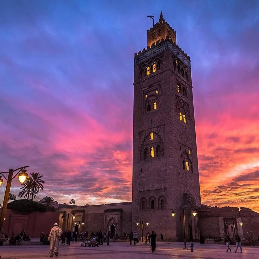l'ultima foto del nostro tour di 7 giorni a Moroco
