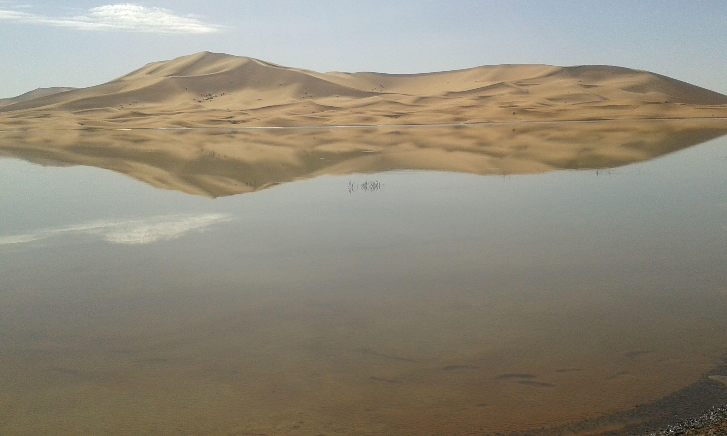 Merzouga con tour nel deserto del Marocco