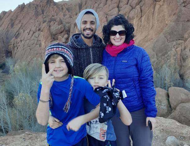 tour di gruppo in Marocco