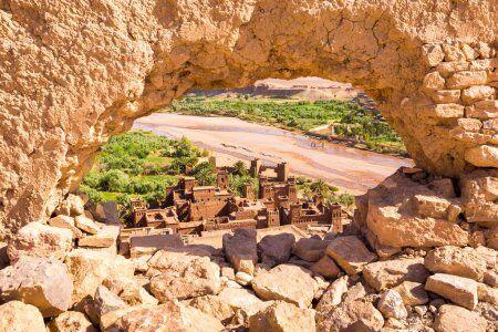 Ait ben Haddou con il Marocco 3 giorni di tour da Fes a Marrakech