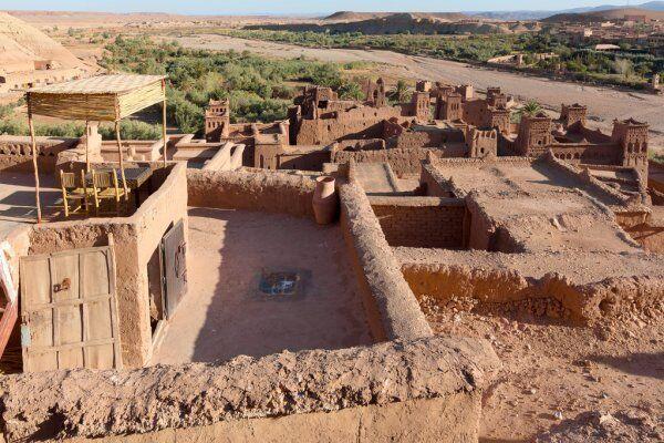 Kasbah Ait ben Haddou con il Marocco 3 giorni di tour da Fes a Marrakech