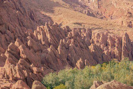 Marocco belle montagne