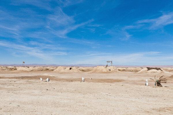 Sistema di irrigazione con il Marocco 3 giorni di tour da Fes a Marrakech