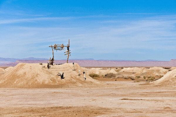 Sistema di irrigazione del Marocco
