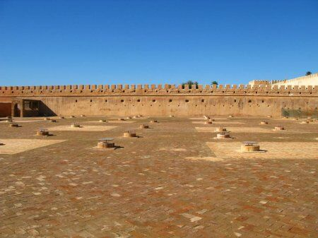 escursioni da Fes per vedere la prigione di Meknes