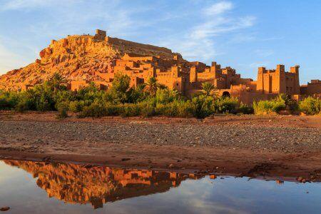 la migliore Kasbah del Marocco ait Ben Haddou