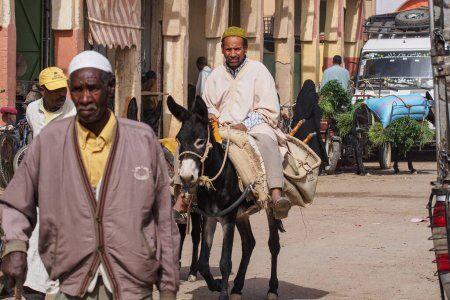 Souks del Marocco a Rissani