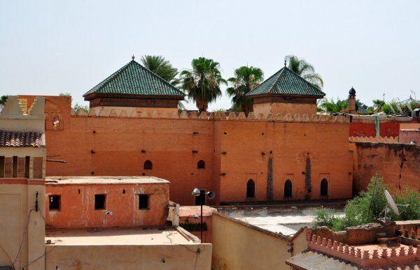 Tombe saadiane di Marrakech
