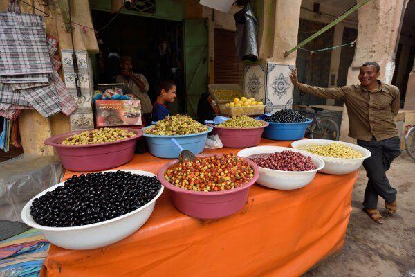 Rissani Souk con il Marocco 3 giorni di tour da Fes a Marrakech