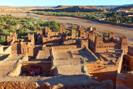l'unica kasbah che esploreremo con le nostre escursioni a Tangeri