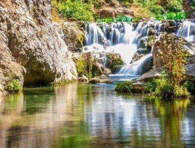 cascate di Akchour, il meglio del Marocco con il tour da tangeri a chefchaouen