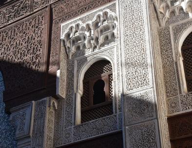 Archetettura marocchina con le migliori escursioni da marrakech, gruppo e pravite