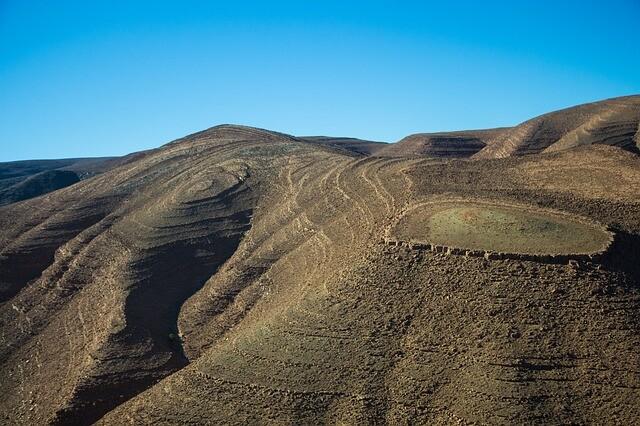 Curve di Ait Soauen, le attraverseremo con le nostre escursioni da Tangeri