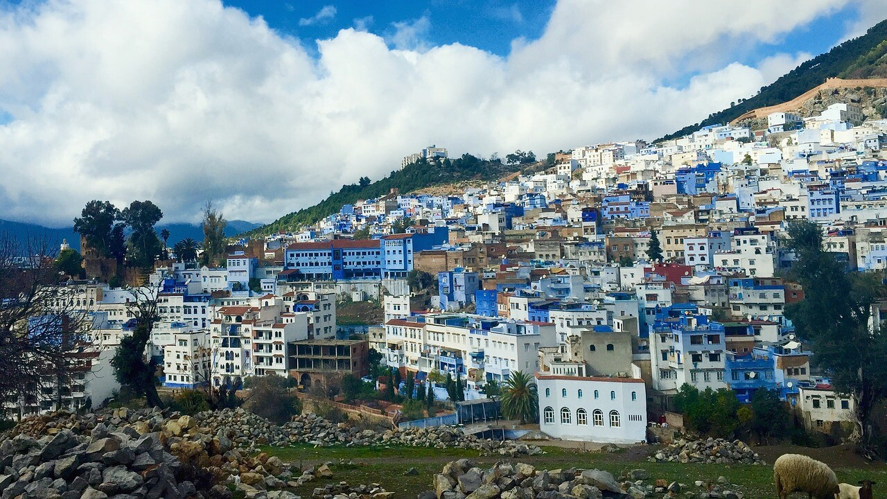 la perla blu con tour in Marocco agenzia di viaggi