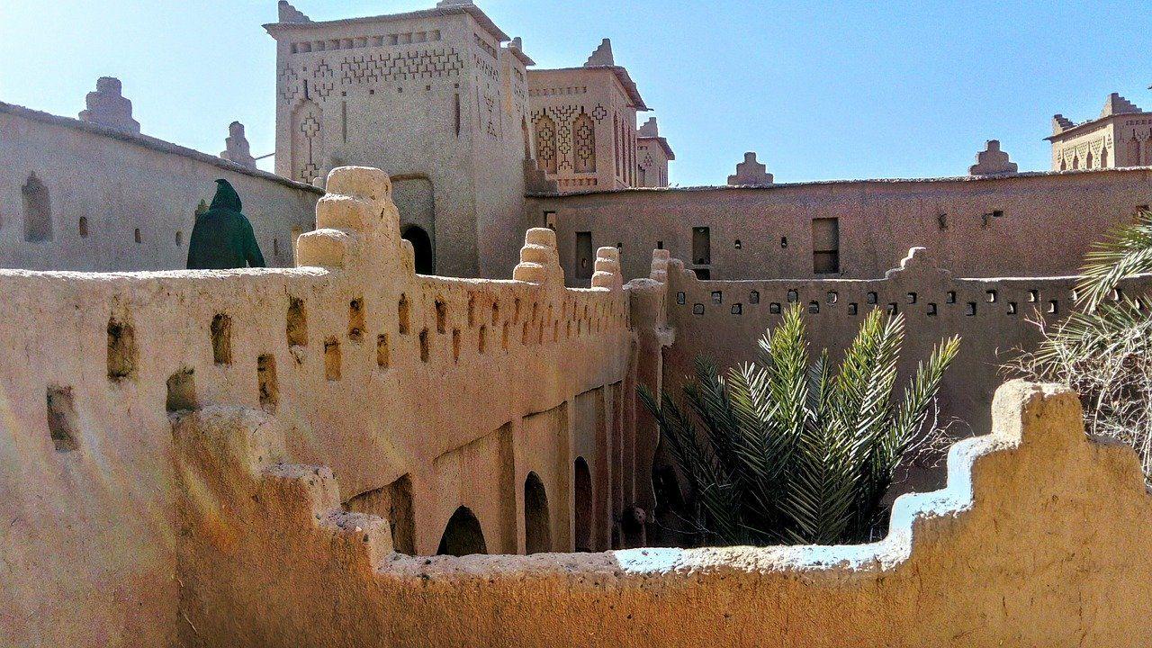 Amrhidil kasbah, un'altra kasbah in Marocco che visiteremo con il nostro tour di una settimana