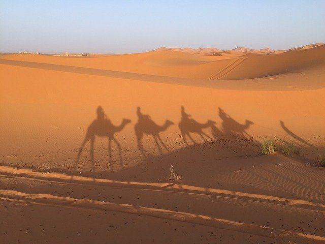 morocco 5 days desert tour to the sahara of Merzouga