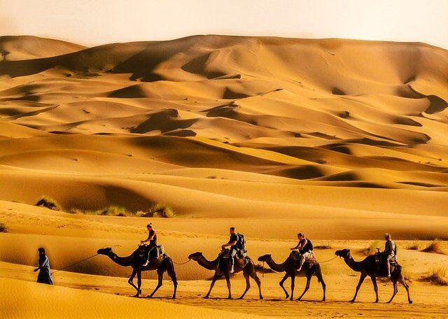Deserto di Merzouga, viaggio da marrakech