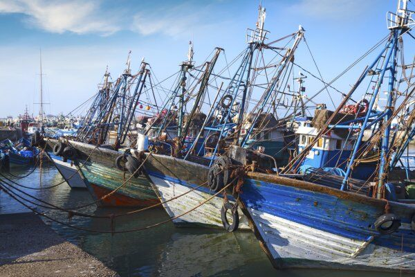 Essaouira, la dernière ville que nous visiterons avec notre con il nostro tour 10 giorni in Marocco, itinerario di viaggio da Casablanca.
