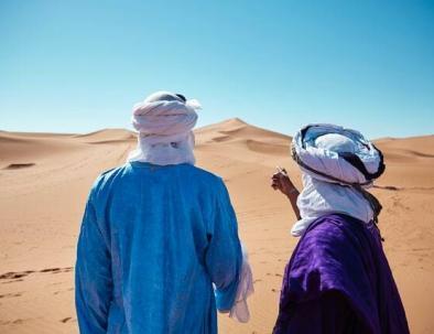 I locali berberi di Merzouga, scriveremo su di loro con il nostro Blog di viaggio Marocco