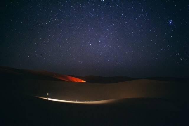 notte nel deserto a Merzouga con il nostro tour di 3 giorni a Marrakech