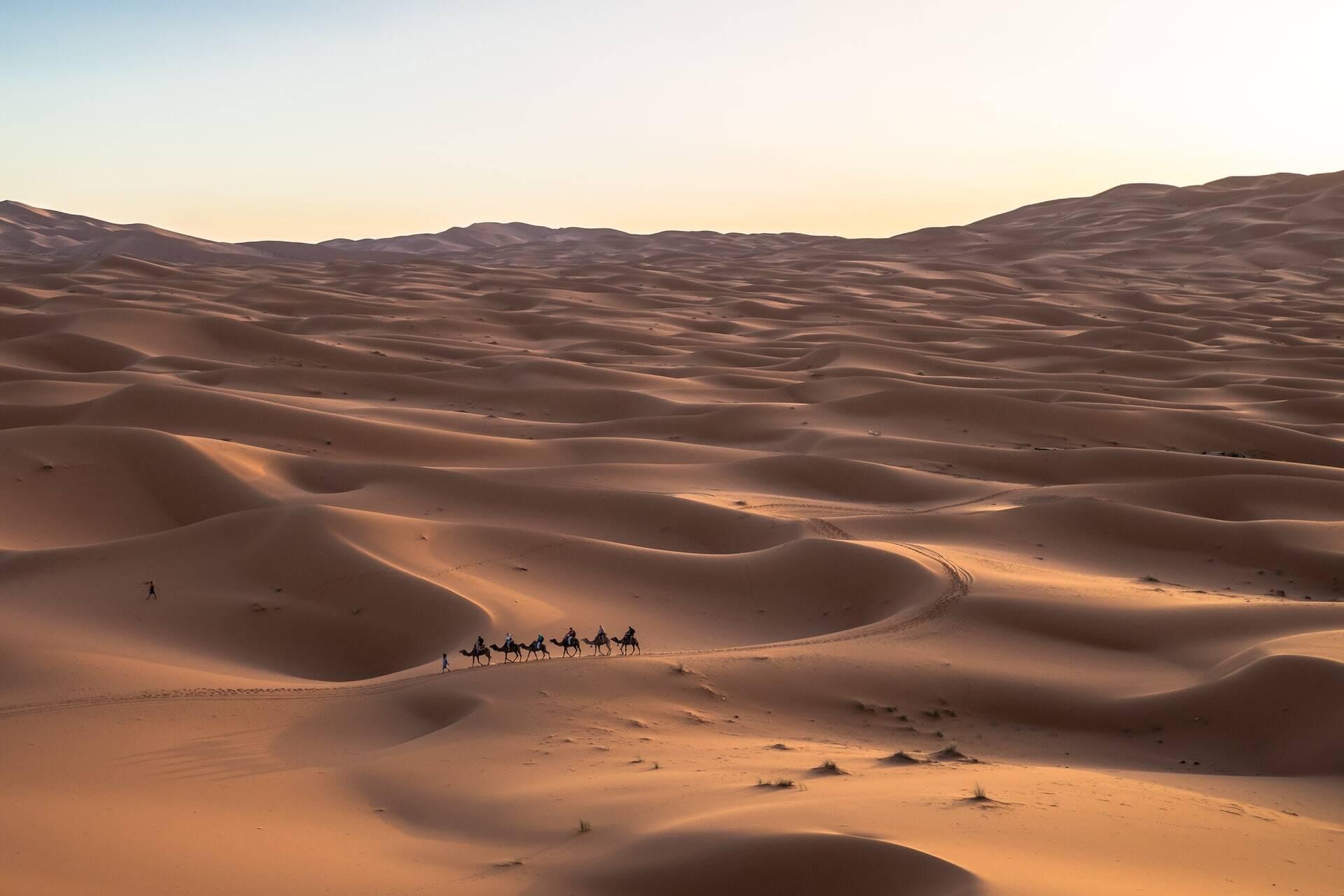 Merzouga, il disertore del sahara Blog di viaggio Marocco