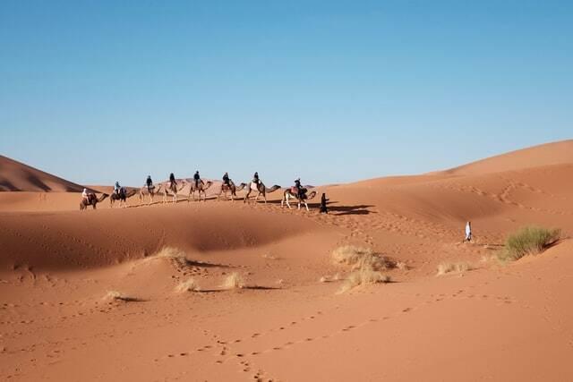 il miglior tour nel deserto da marrakech, 3 giorni a merzouga sahara