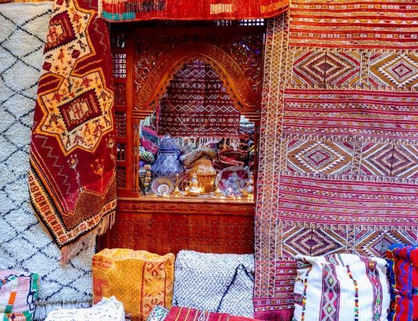 I negozi di Fes con le nostre escursioni da Casablanca, tour privati e di gruppo
