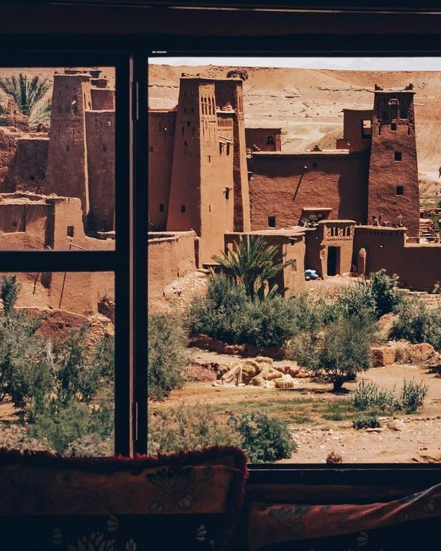 La Kasbah di Ait benhaddou, un sito da esplorare con il nostro tour Due settimane in Marocco
