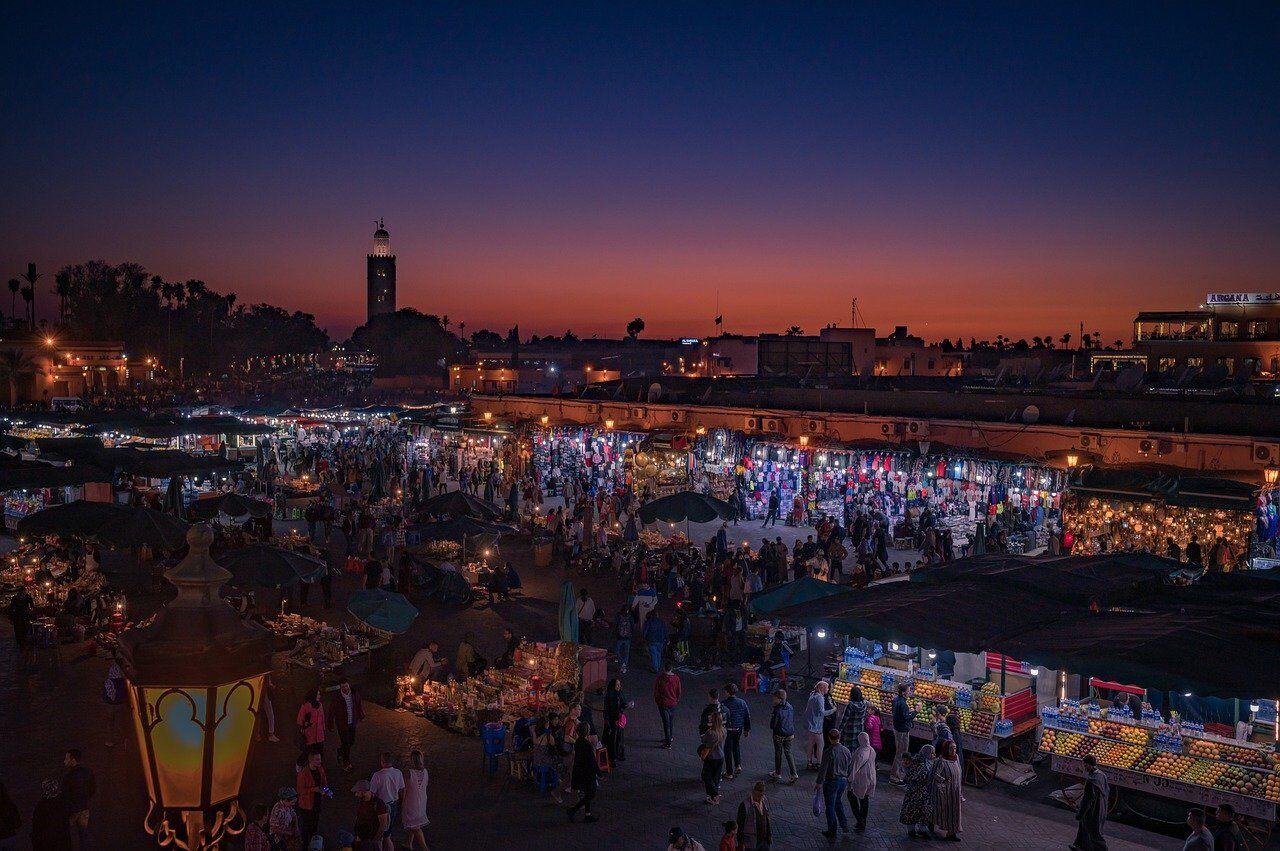 Marrakech Marocco tour