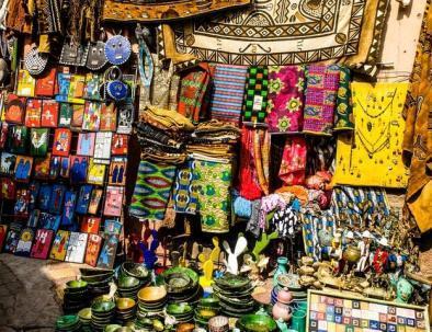 Negozi del nostro Blog di viaggio Marocco
