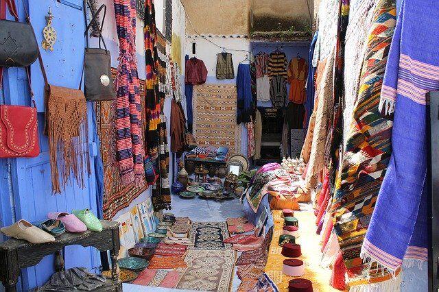 Blog di viaggio in Marocco sui siti del Marocco