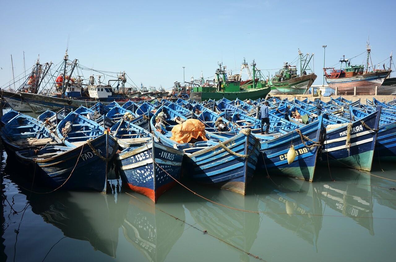 il mare del Marocco