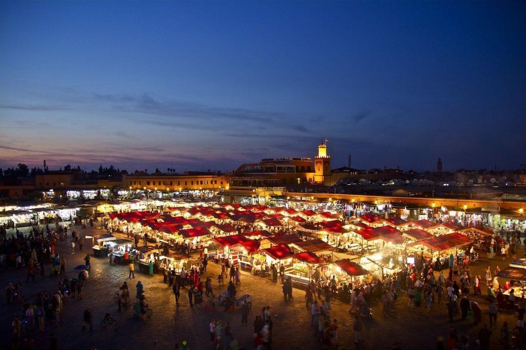 i migliori tour da marrakech