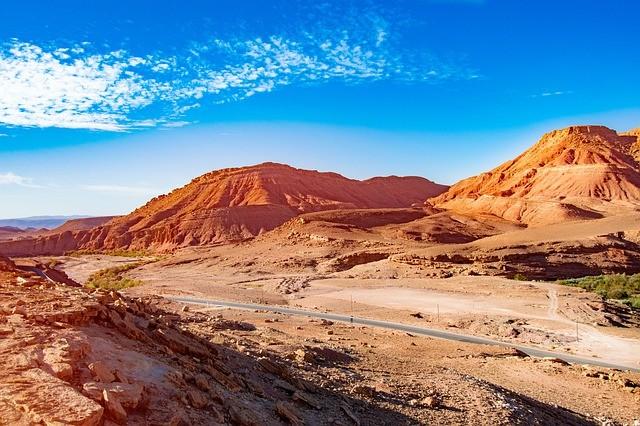 5 giorni da Marrakech a Merzouga, un itinerario turistico per visitare tutti i dintorni della città rossa