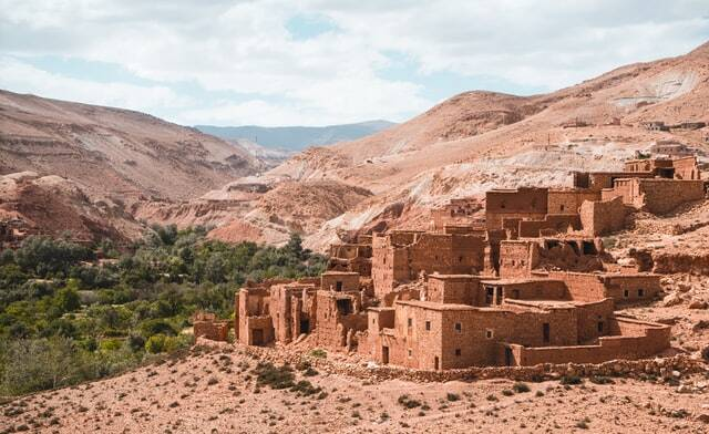ait benhaddou 2 giorni dalla città rossa di Marrakech al deserto di Zagora. Itinerario del tour