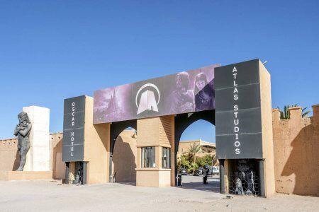 monolocali di atlante a ouarzazate, vi passeremo accanto con i nostri viaggi casablanca, tour ed escursioni