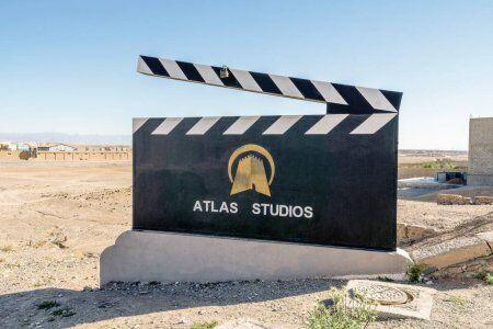 Il cinema di Ouarzazate con il nostro tour 10 giorni in Marocco, itinerario di viaggio da Casablanca.