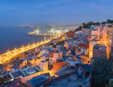 tangeri è la prima città che esploreremo con le nostre escursioni