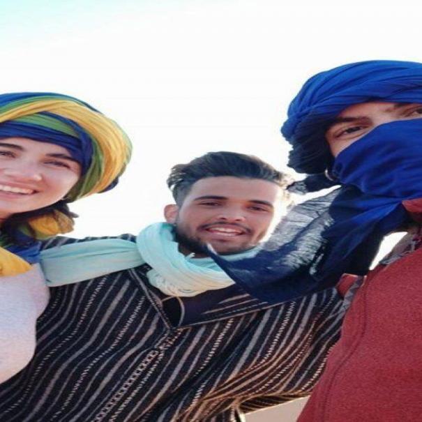 Tour da Marrakech a Fes 3 giorni via Merzouga deserto