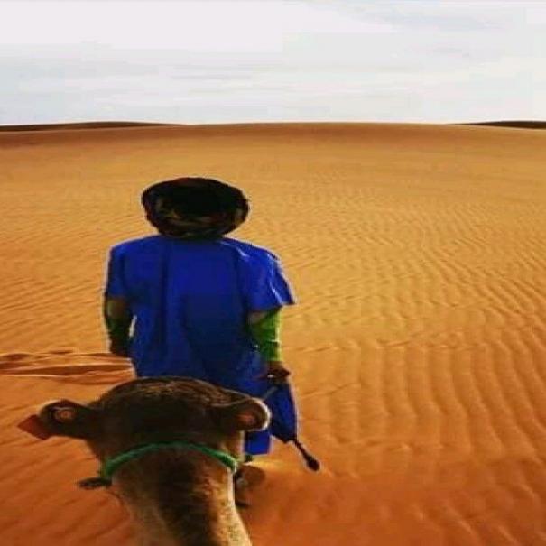 Deserto del Sahara di merzouga da marrakech in 3 giorni di tour