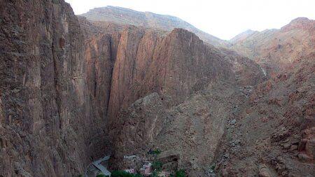 Gole del Todgha in Marocco