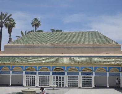 Attrazione di Marrakech, una delle cose che visiteremo con il nostro tour di 6 giorni in Marocco
