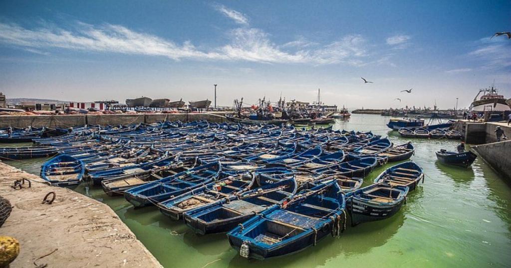 Essaouira la città del vento