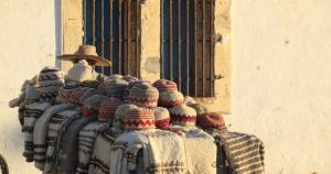 I vestiti tradizionali e gli abiti nazionali del Marocco