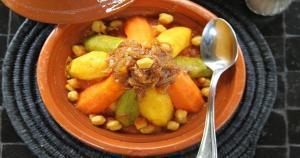 Couscous marocchino