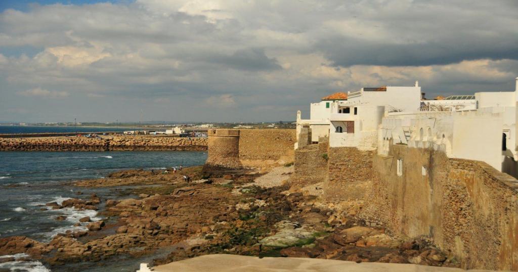 Spiagge di Asilah