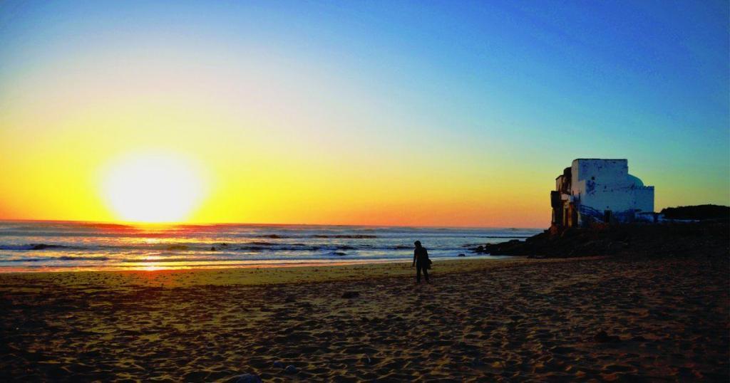 Spiaggia di Sidi Kaouki, spiagge in Marocco.