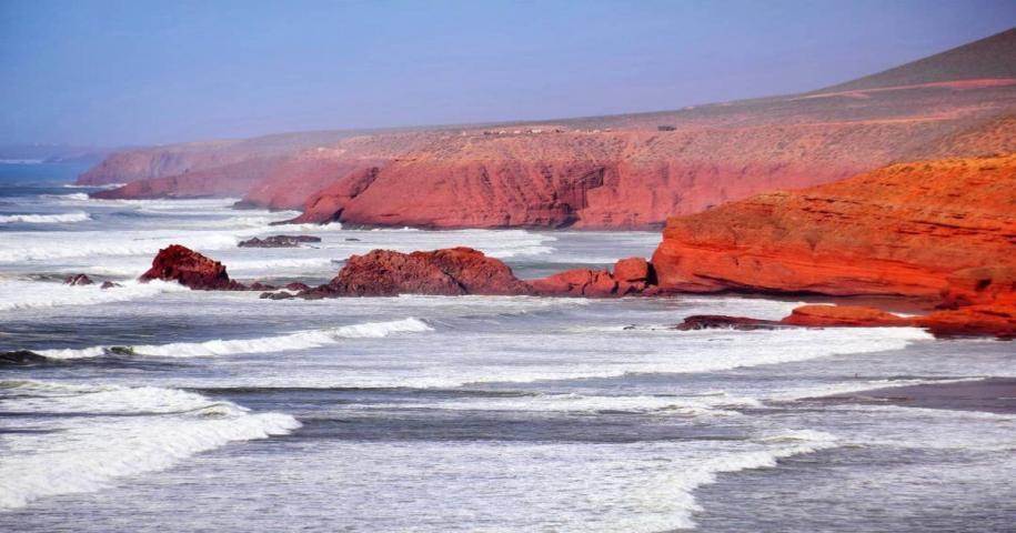 Le 20 migliori spiagge del Marocco.