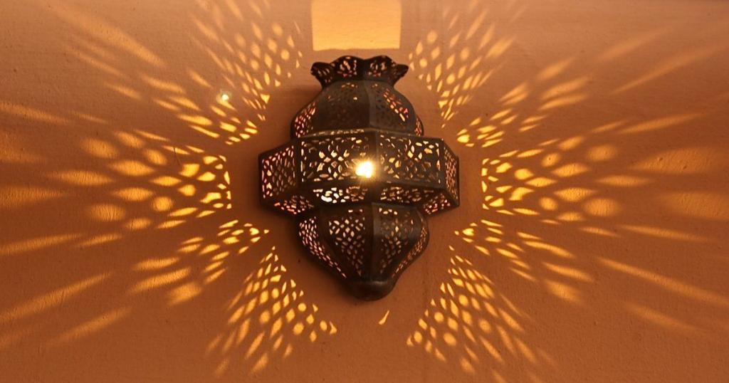 Lanterne del Marocco